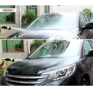Image 4 - Tragbare Auto Schaum Wasser Pistole Hochdruck 3 Grade Düse Jet Auto Washer Sprayer Reinigung Werkzeug Autos Waschen Schnee Schaum gun