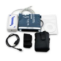 2016 New Arrival Ambulatory Blood Pressure Monitor + Tự Động 24 h BP đo lường Hộ Gia Đình Blood Pressure Monitor