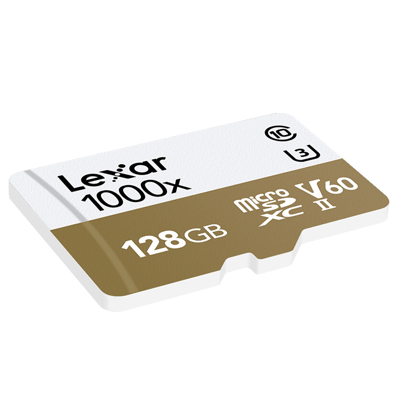 Image 4 - Original Lexar tarjeta Micro SD Card 128GB UHS II U3 Max 150MB/s car TF Flash Memory cards Class 10 for Drone Sport Camcorder-in Micro SD Cards from Computer & Office