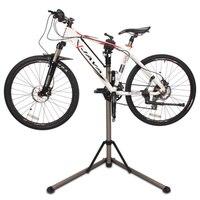 2018 Metalen Bike Repair Stand Hoogte Verstelbare Fiets Achter Verblijf Beugel Stand Hold Draagbare Reparatie Houder