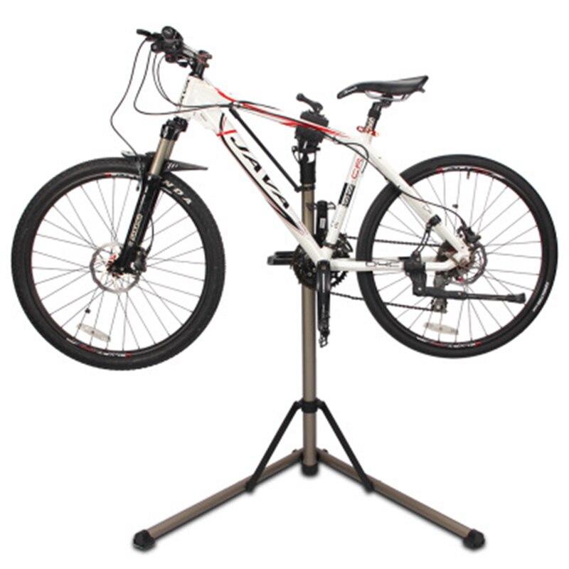 2018 métalen vélo réparation support Hoogte Verstelbare Fiets Achter Verblijf Beugel support de maintien Draagbare Reparatie Houder