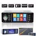 Новый 12 В 3.6 Дюймов HD TFT Экран Bluetooth Автомобильный Видео Mp4 MP5 Player Радио Аудио Стерео Дистанционного FM USB SD AUX Поддержка Камеры Заднего Вида
