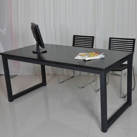 IKEA Simple Minimalist Desktop Computer Desk Desk Desk Office Desk  Furniture Conference Table