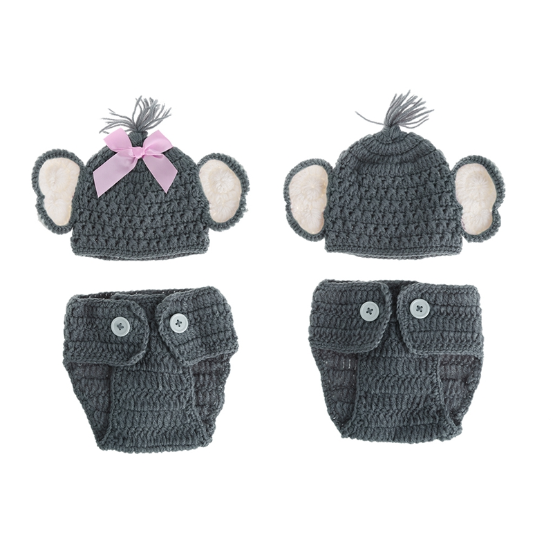 Amazon.com: Crochet Elephant Lovey, Security Blanket, baby shower ... | 800x800