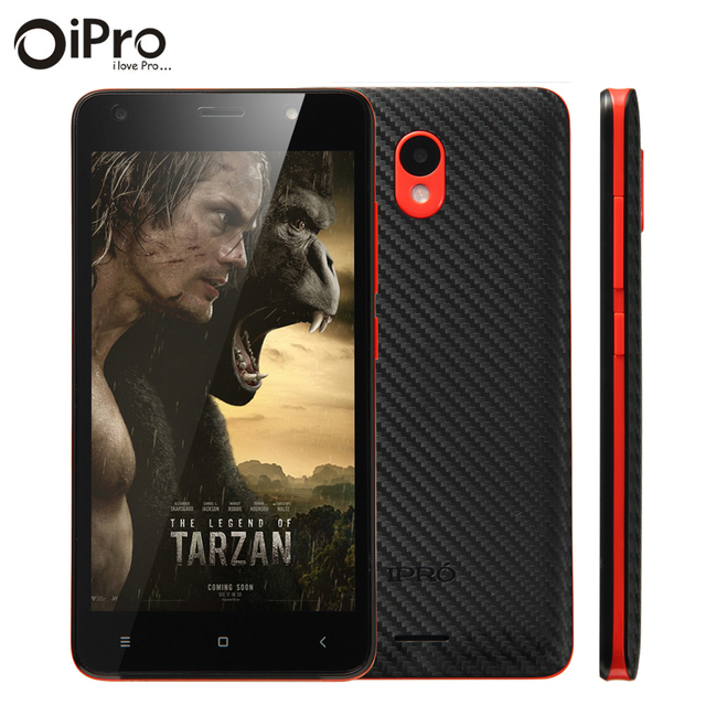 IPRO I950G 5.0 FWVGA TN 1.2 ГГц Octa Ядро 512 М ОЗУ + 8 Г ROM 5.0 дюймов Дисплей Смартфон celulares Android 6.0 в Исходном тода marcas
