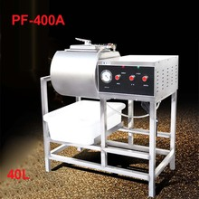 PF-400A Vacuum mariners business 40L bacon pickles car vacuum roll kneading machine ,120W hamburger shop equipment 220V, 50 Hz