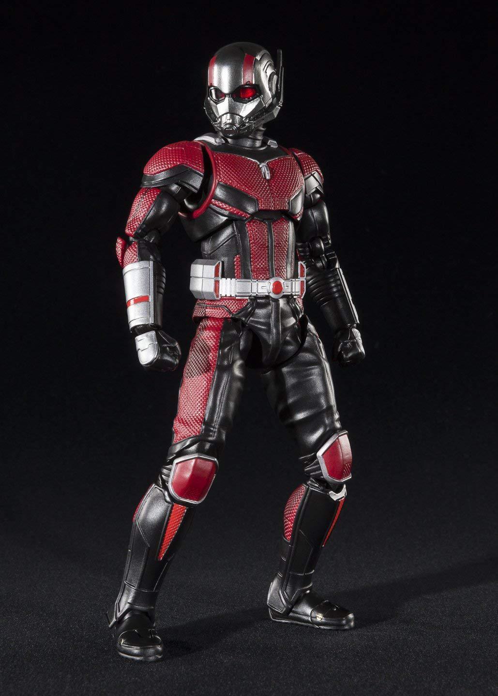 15cm Marvel Avengers AntMan WASP Super Hero Ant Man BJD Figure Model Toys