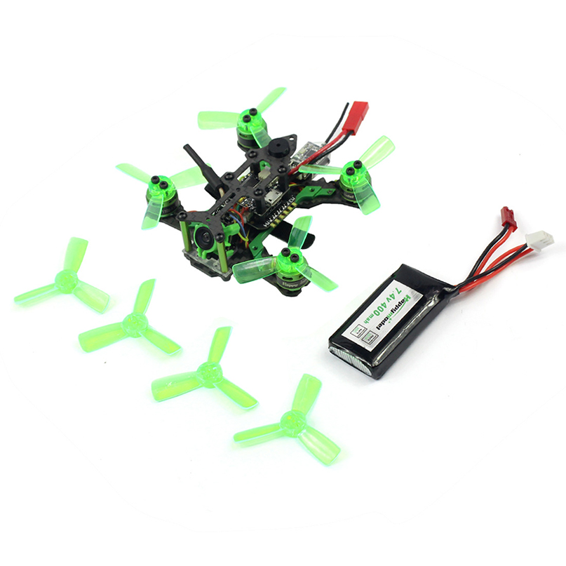 Happymodel Mantis 85 Micro FPV Racing Drone PNP BNF with Frsky D8 Flysky 8ch DSM 2 Receiver RC Racer Quadcopter PNP BNF Kit in Parts Accessories from Toys Hobbies