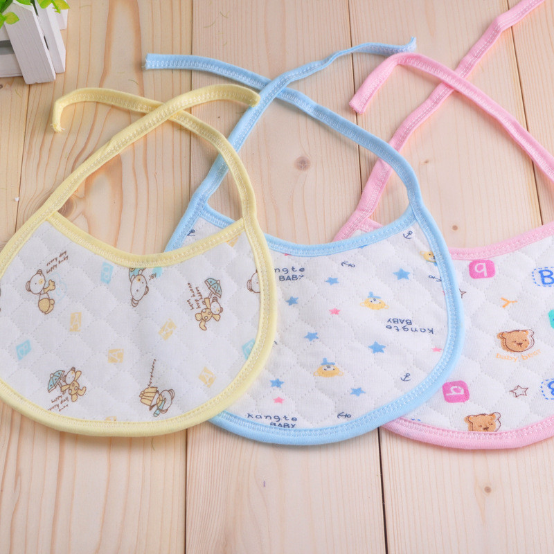 2016 New Time-limited Character Unisex For Baby Bavoir Baby Bibs 2pcs/lot Ecological Cotton Infant Bibs Waterproof B-ksj008-2
