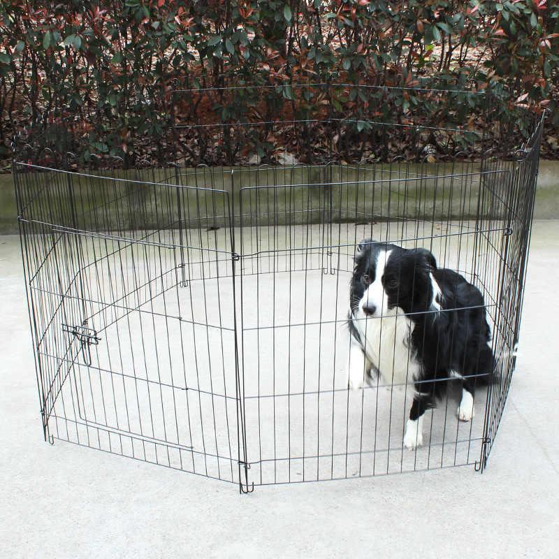 צבוע חוט גדר לחיות מחמד גדר מתקפל כלב מחמד חנות