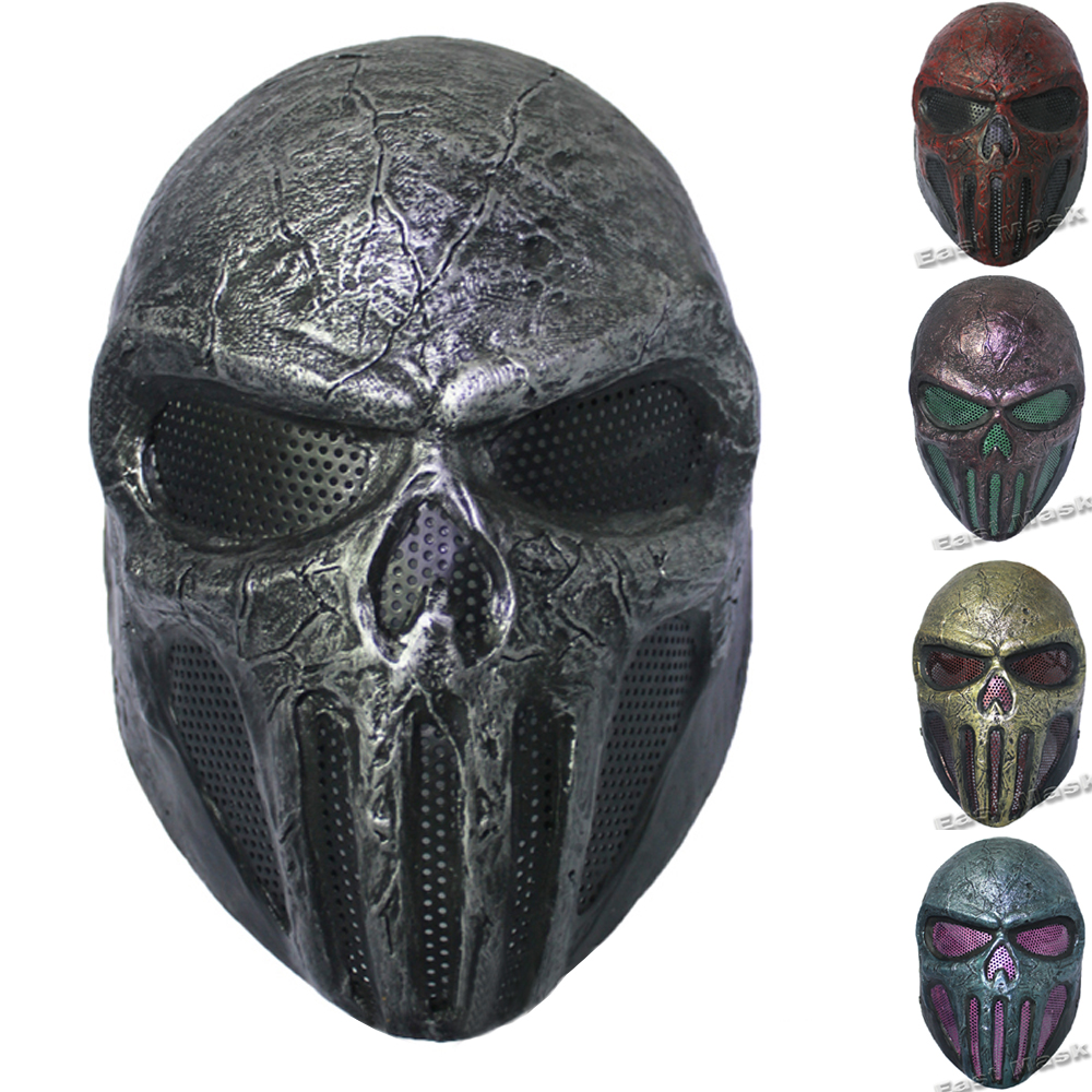Compare Prices on Airsoft Punisher Mask- Online Shopping/Buy Low ...