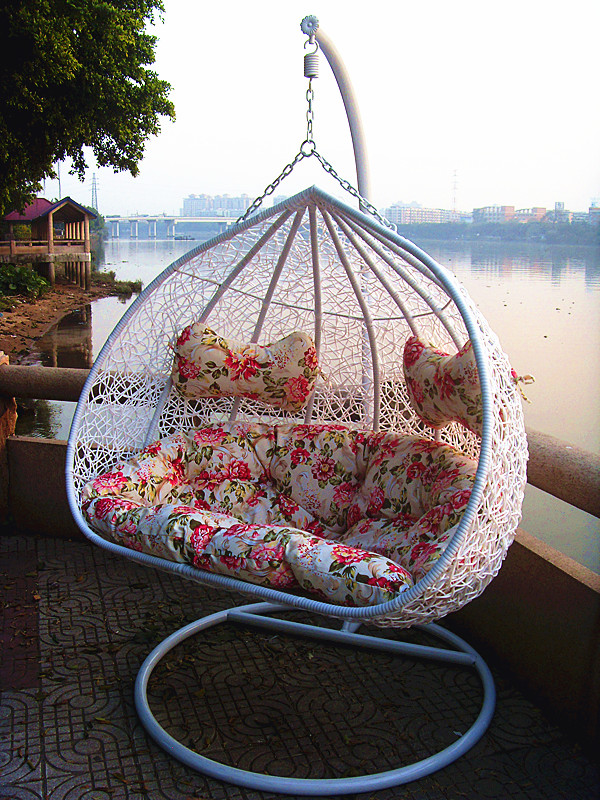New Style Rattan Chair Rattan Bird Nest Outdoor Swing