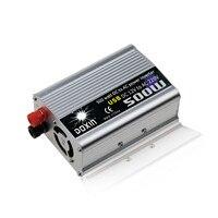 500W Car Inverter 12V to 220V 500W Power Inverter 12v 220v Inverter Converter Auto Power Supply USB Charger