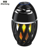 Led炎ランプbluetoothスピーカー雰囲気ソフトライト用iphoneアンドロイドクリスマスギフトmp3プレーヤ