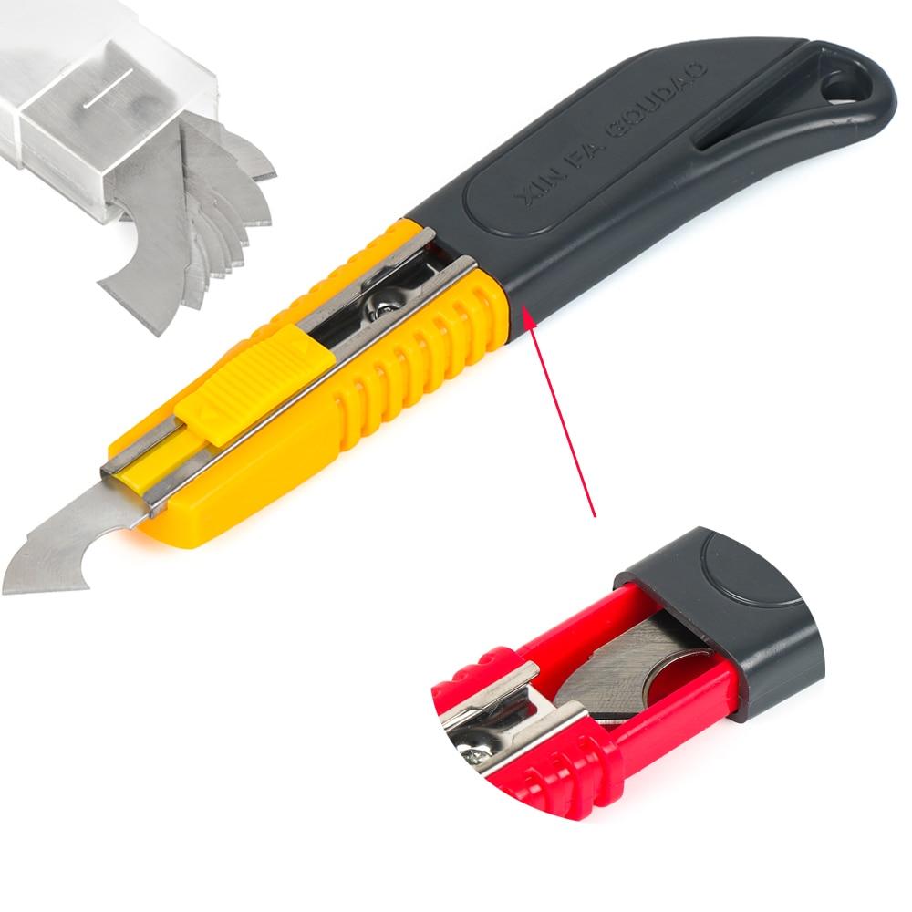 Hook knife Acrylic CD cutting tool knife plexiglass cutter ABS Cutter organic board tool цены