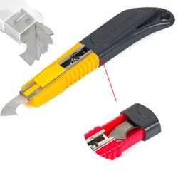 Nóż hakowy akrylowy scyzoryk do cięcia CD nóż do cięcia pleksi ABS cutter organic board tool