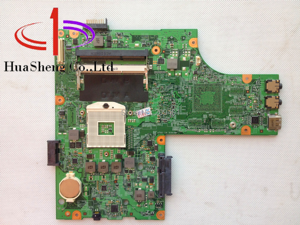For DELL N5010 Laptop font b Motherboard b font Mainboard Y6Y56 0Y6Y56 CN 0Y6Y56 48 4HH01