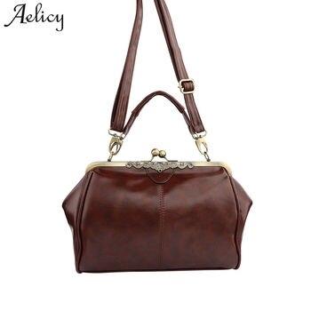 e810a41252a4 Aelicy модная сумка женская искусственная кожа женские дизайнерские сумки  роскошные высокого качества женские сумки мягкие поддельные