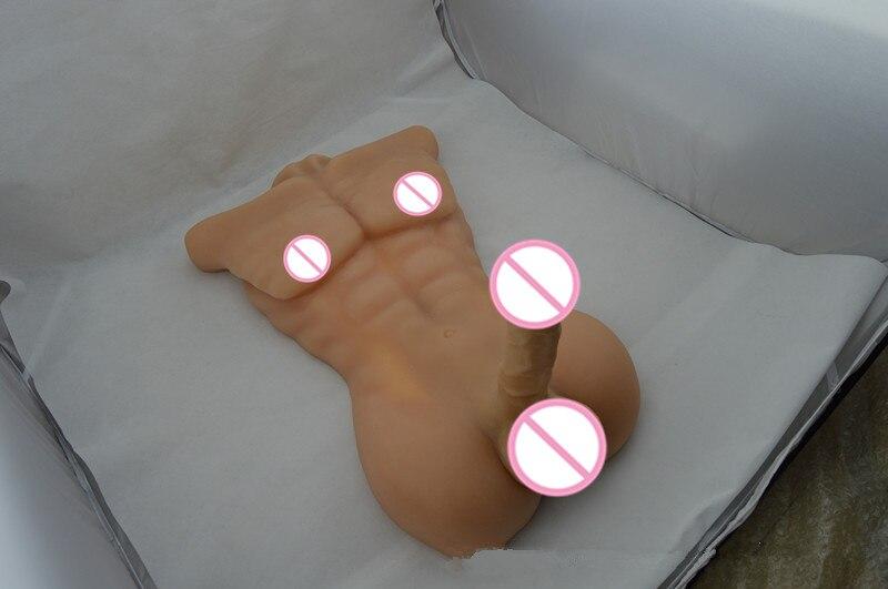 1 yannova 7.5kg Masculino Realista Cheio de Silicone: 1 tamanho Brinquedos Boneca Do Sexo Para Mulheres Gay Produtos Com Grande Dildo