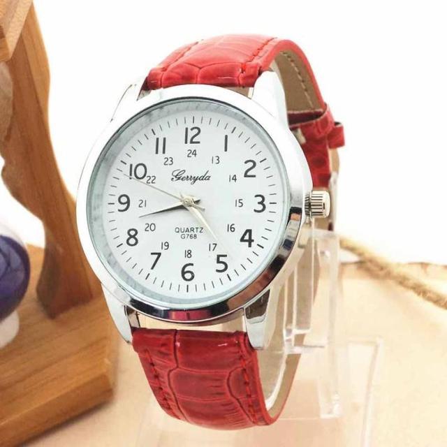 Moment # L04 2019 Fashion Women Watches Luxury Brand female Dress Clock Ladies W