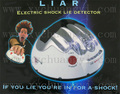 funny toy ultimate shocking Liar Electric Shock lie detector Gift test true or lie P2