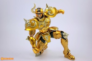 Image 3 - COMIC CLUB IN STOCK  METAL CLUB  metalclub MC S Temple ST Aldebaran Taurus Saint Seiya cloth Myth EX Gold Saint OCE Metal armor