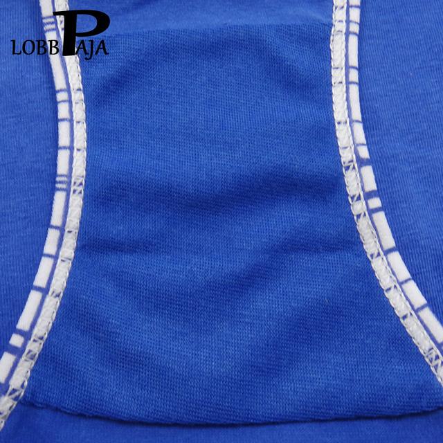 Woman Underwear Cotton Plaid Female Girls