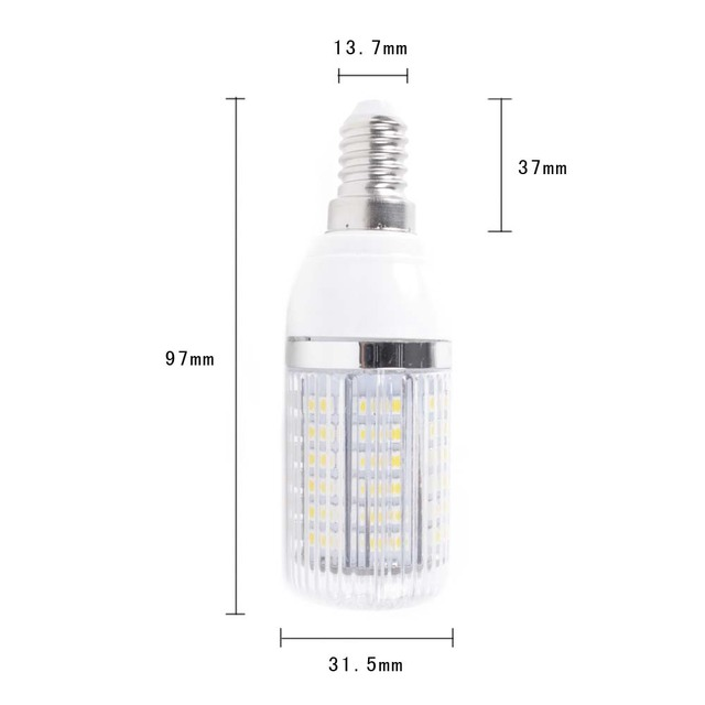 2013 new arrival CE & Rohs approval 220V E14 80 SMD warm white 3528 corn light bulb 50pcs/lot EMS free