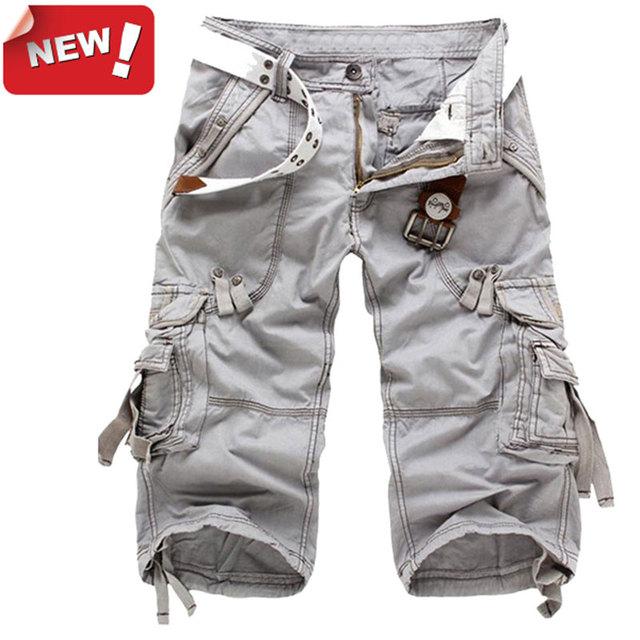 9ea291cf6ab96 Qualité - garanti hommes shorts militaires shorts cargo de l'armée jungle  taille 29 -