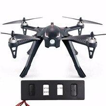 Rc quadcopter leadingstar b3 bugs 3 brushless 2.4g 6-axis gyro zangão com câmera mounts para gopro/xiaomi/xiaoyi adicionar uma bateria