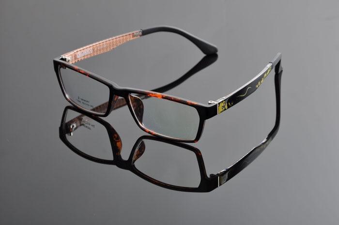 Рецепт очки Разноцветные Очки для Для мужчин Для женщин унисекс очки óculos де desporto dd0880 - Цвет оправы: leopard