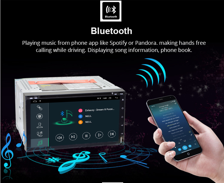 Clearance COIKA Android 9.0 System Car Head Unit 2+16G RAM For BMW 3 Series E46 MG ZT Rover 75 GPS Navi Stereo WIFI Google 1080P Video SWC 6