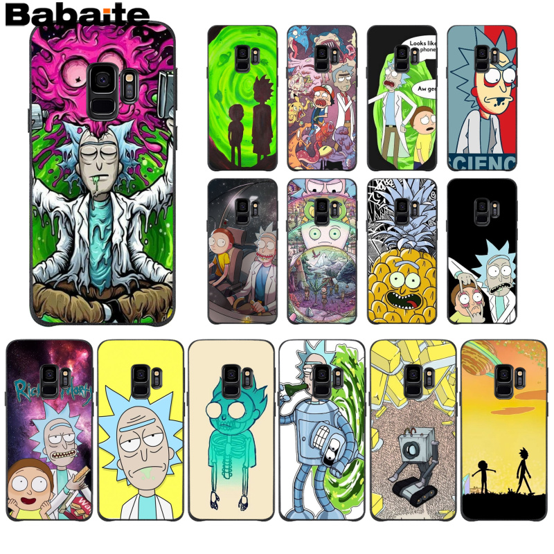 Inventive Babaite Doctor Who Tpu Soft Silicone Phone Case Cover For Samsung Galaxy S4 S5 S6 S7 S8 S9 S8 Plus Mobile Phone Case Phone Bags & Cases