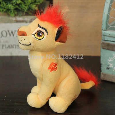 O leão rei leão guarda brinquedo de pelúcia kion fuli kiara simba nala timon bunga ono beshte animais de pelúcia meninos crianças brinquedos para crianças