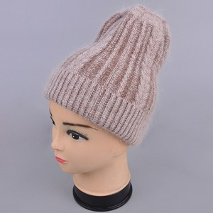 Image 4 - [Rancyword] good quality hats womens beanies hat Spring Autumn knitted with wool caps gorros New arrival popular RC1223 1