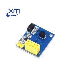 ESP8266 ESP-01 ESP-01S ESP01 DS18B20 датчик температуры и влажности Модуль esp8266 Wifi NodeMCU для умного дома DIY Kit