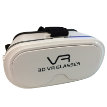 Universal VR BOX Polarized Virtual Reality 3D VR Glasses Game Movie 3D Glass For iphone Android Mobile Phone Cinema V06