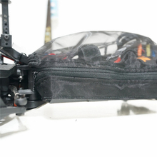 Wodoodporna pokrywa ochronna nylonowa osłona przeciwpyłowa do samochodu 1/10 TEAM MAGIC TM E5HX i E5 RC