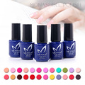 MONASI Long Lasting Soak Off Gel Nail Charming Women Salon Nail UV Gel UV LED Lamp Suit Polish Lacquer 5ml/pcs (DA063~DA093)