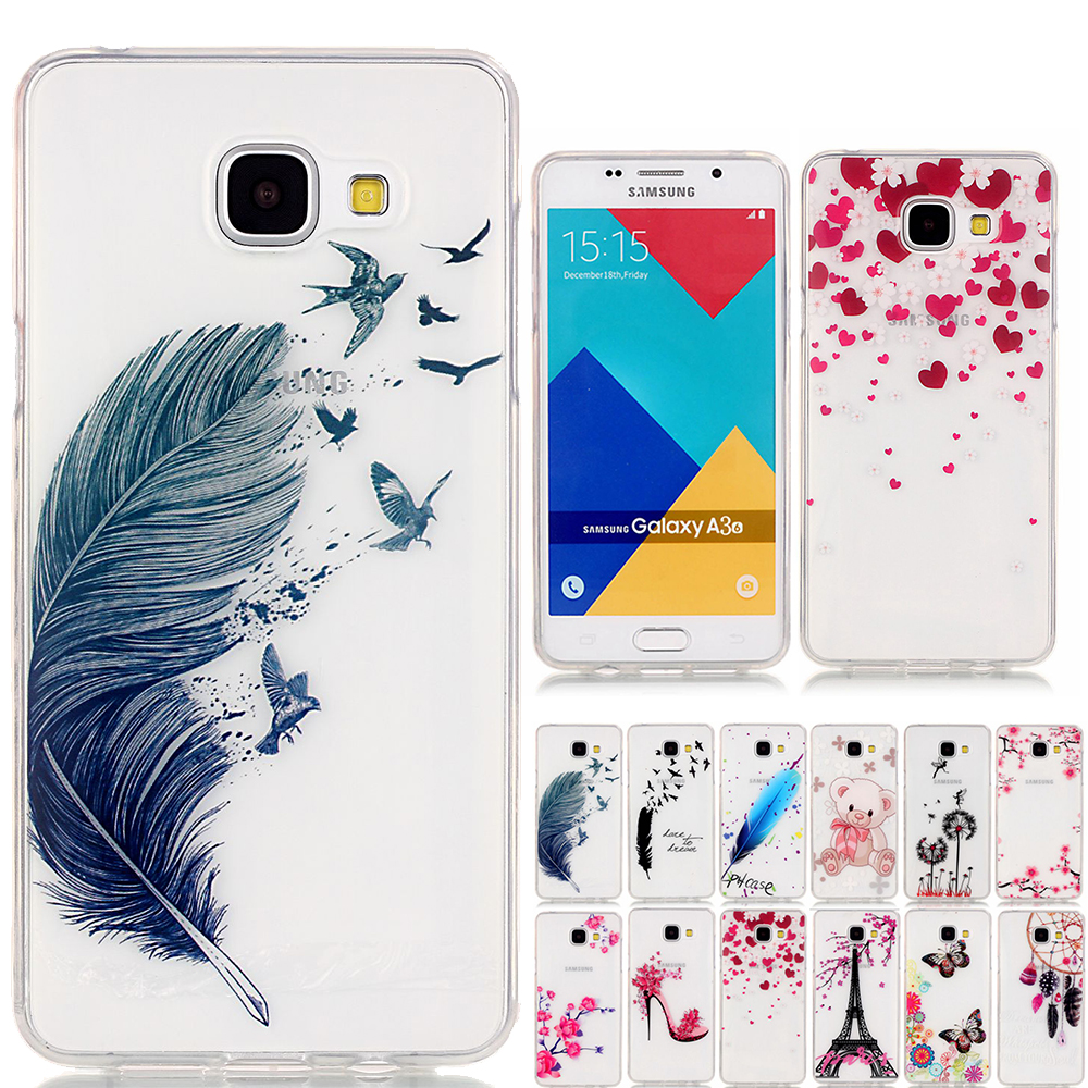 buy for coque samsung a3 2016 case cover silicone case cover for samsung galaxy. Black Bedroom Furniture Sets. Home Design Ideas