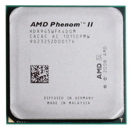 Prix pour AMD Phenom II X4 945 3.0 Ghz L3 = 6 MB Quad-Core Processeur Socket AM3 938-pin cpu