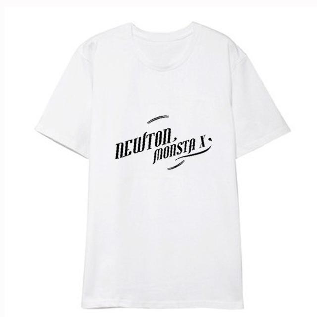 MONSTA X NEWTON T-SHIRT (9 VARIAN)