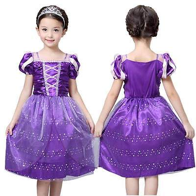 Girls Halloween Fancy Dress Costume Age 3-4 Years Witch Princess Outfit