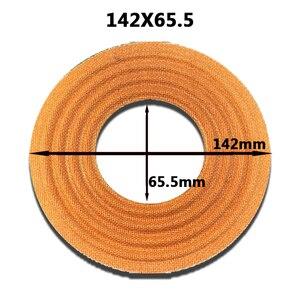 Image 4 - 2 pcs 135X35.5/142X38.5/142X65.5mm אלסטי גל רמקול סאב וופר בס רמקול תיקון עכביש מנחת