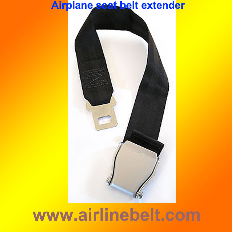 Obfa 65cm 25 Inch Length Vehicle Safety Seat Belt Black
