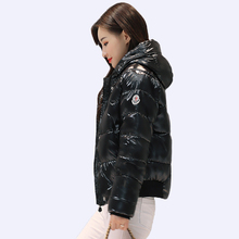 2019 winter parka new fashion slim slimming ultra-short cotton coat female student jacket thick clothing