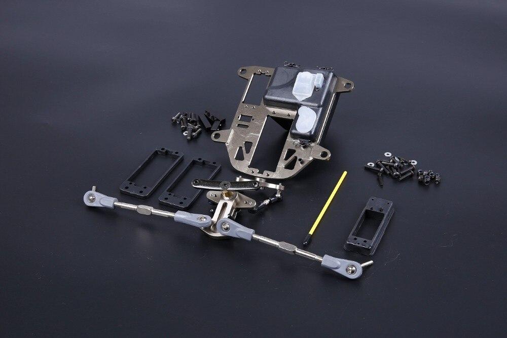 Metalen symmetrische steering Kits (plastic staaf versie) 85280 voor 1/5 rc auto rovan km hpi BAJA 5b 5 t 5sc-in Onderdelen & accessoires van Speelgoed & Hobbies op  Groep 2