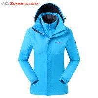 Для женщин Кемпинг и туризм Куртки Водонепроницаемый открытый Пальто для будущих мам ветрозащитный Термальность зима Куртки USB с подогрево
