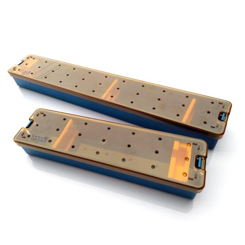 Polymer resin plastic endoscope laparoscopic sterilization box storage box medical equipment box