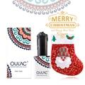 Oulac Богемия Серии Гель Для Ногтей Рождество Мода Цветов Nail Art